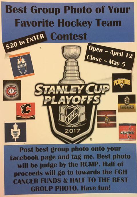 Hockey Photo Contest
